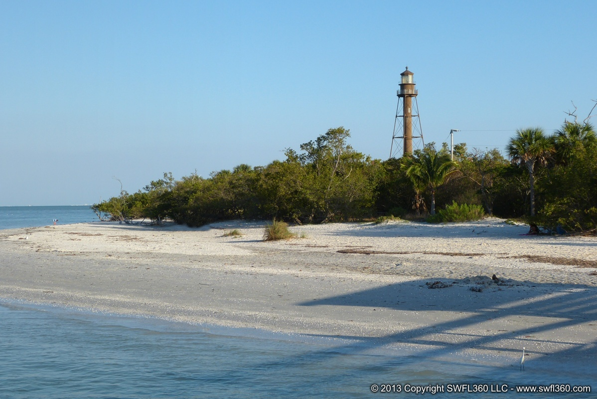 The Historic Sanibel Lighthouse Is Just Minutes Away From Sandalfoot Beachfront Inium