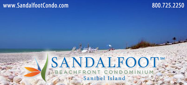 Sandalfoot Beachfront Condominiums on Sanibel Island