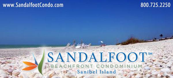 Sandalfoot Beachfront Condominiums on Sanibel Island