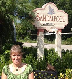 Sandalfoot Staff