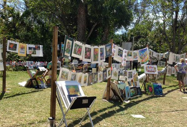 Sanibel Island Events Art Show