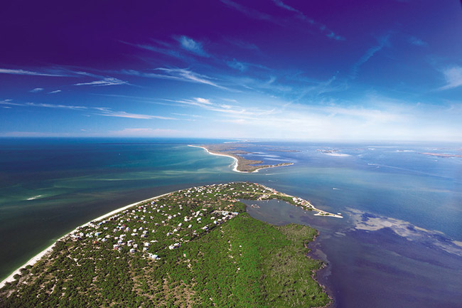 SWFL Arial view