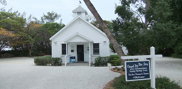 Chapel by the Sea Sanibel Isaland Captiva