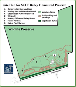 Bailey Preserve layout
