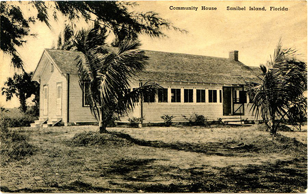 Sanibel Community House Old