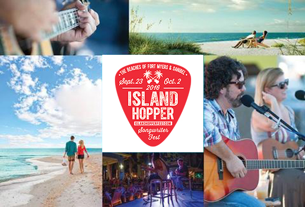 The Island Hopper Songwriter Fest Sanibel Island