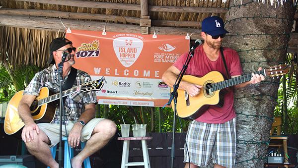 The Island Hopper Songwriter Fest