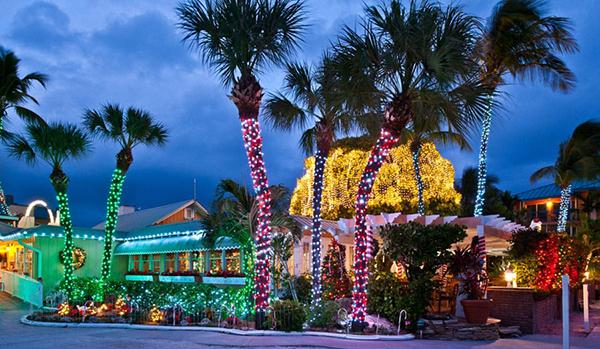 Sanibel Island Christmas