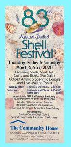 shell festival flyer