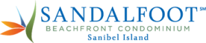 the sandalfoot logo