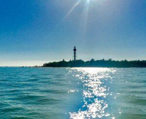 lighthouse from far away